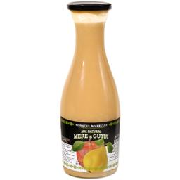 Suc de mere si gutui 1L