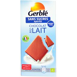 Ciocolata hipoglucidica cu lapte 80g