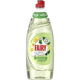 Detergent de vase cu bergamota si ghimbir 650ml