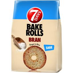 Rondele de paine crocanta cu tarate si sare 80g