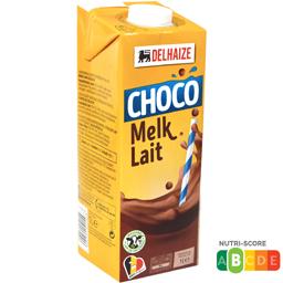 Lapte UHT cu aroma de ciocolata 1L