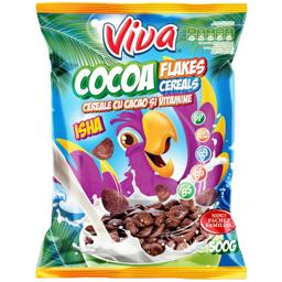 Cereale cu fulgi de cacao 500g