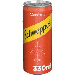 Bautura racoritoare carbogazoasa cu aroma de mandarine 330ml