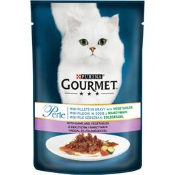 Hrana umeda pentru pisici cu vant si legume 85g