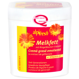 Crema cu extract de galbenele si vitamina E 250ml