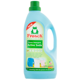Detergent de rufe lichid, eco Power Soda 1.5l