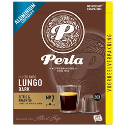 Cafea Lungo 07 Dark 20 capsule 100g