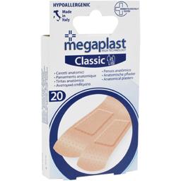 Plasturi clasici 20 bucati
