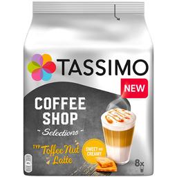 Capsule cafea Toffee Nut Latte 268G