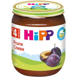 Preparat din fructe ecologic cu prune, de la 4 luni 125g