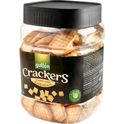 Crackers cu aroma de branza cheddar 250g