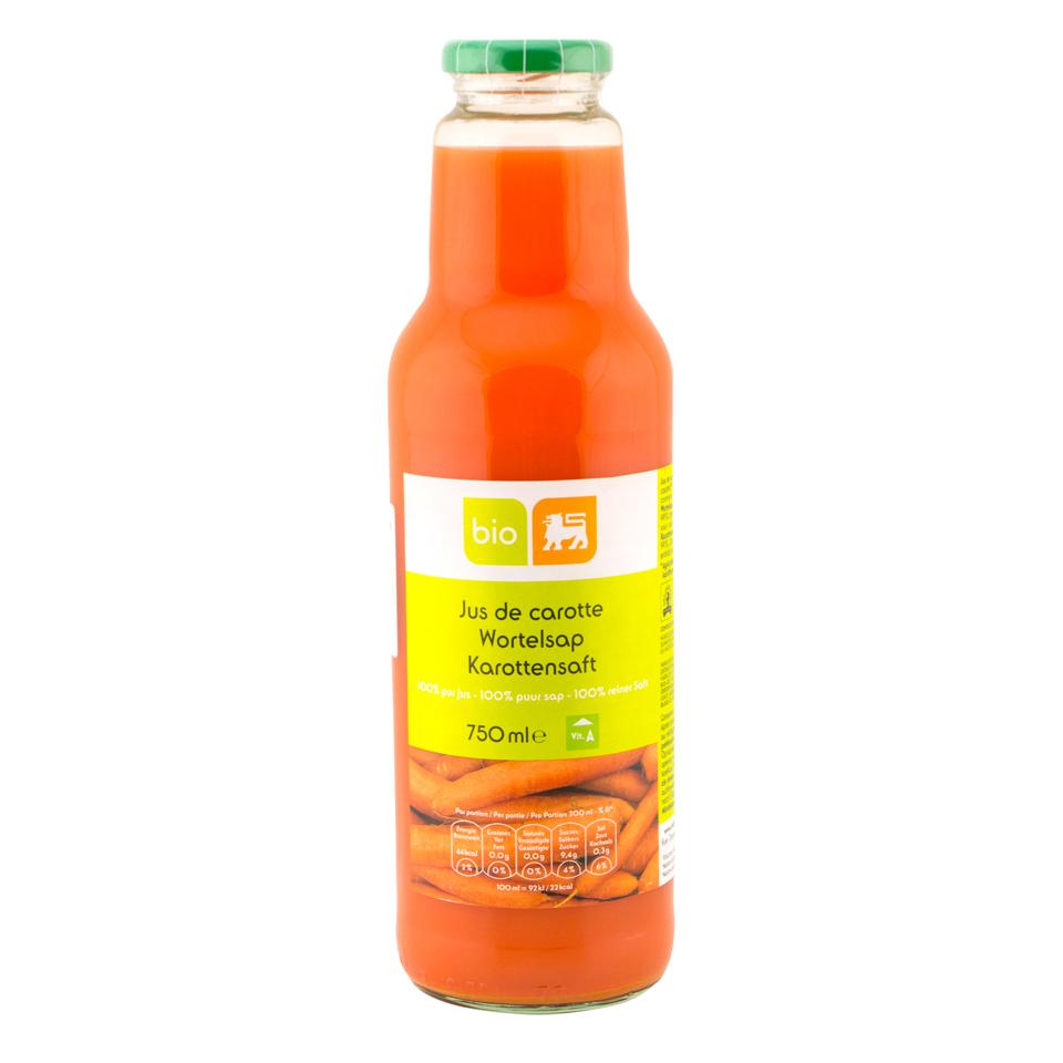 suc de morcovi