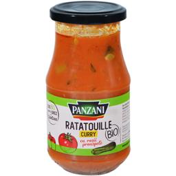 Sos ratatouille curry bio 410g