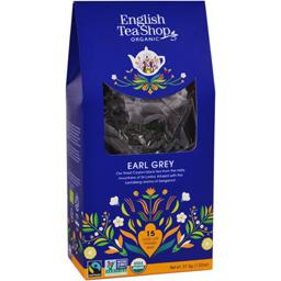 Ceai Earl Grey pyramid  eco 37.5g