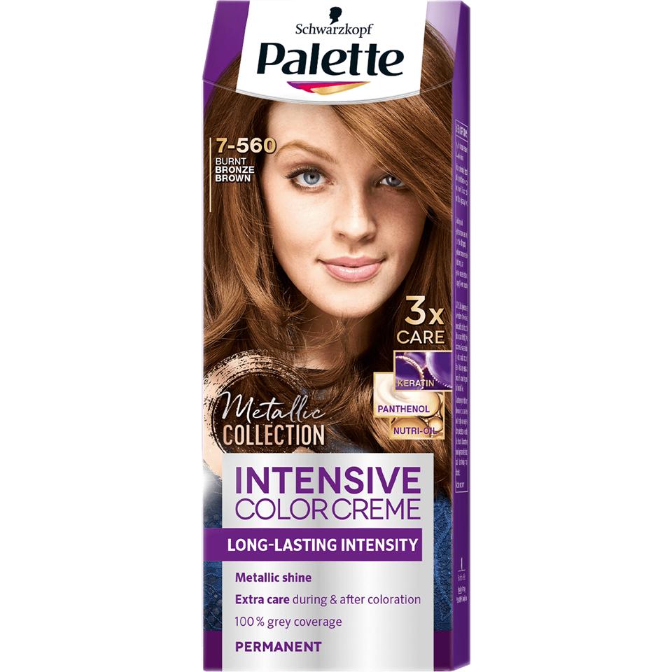Palette-Intensive Color Creme