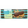 Biscuiti digestivi cu multifibre si glazura cu ciocolata cu lapte 54g