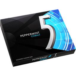 Guma de mestecat Peppermint cobalt 31g