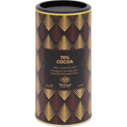 Ciocolata calda 70% cacao 300g