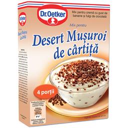 Mix pentru desert Musuroi de cartita 110g
