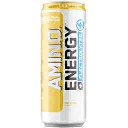 Bautura energizanta amino energy aroma tropical 250ml