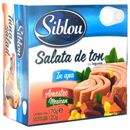 Salata mexicana cu ton 170g