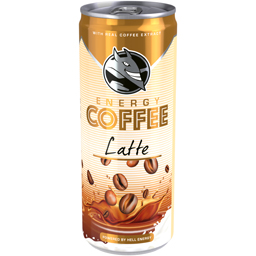 Bautura energizanta Coffee Latte 250ml