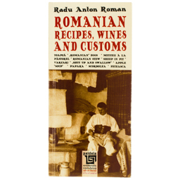 Carte Romanian recipes, wines and customs