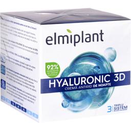 Crema antirid de noapte Hyaluronic 3D 50ml