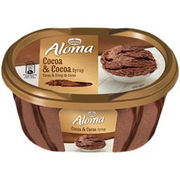 Inghetata cu cacao si sirop cacao 505g