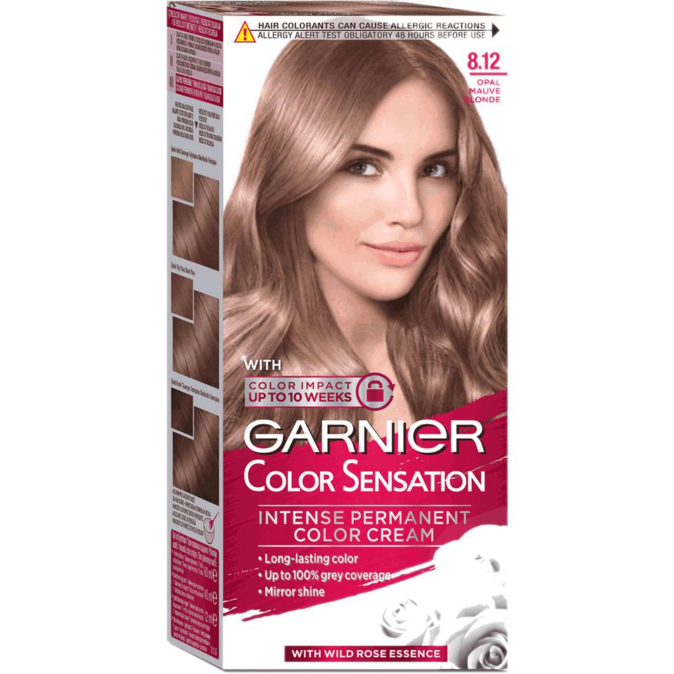Garnier-Color Sensation