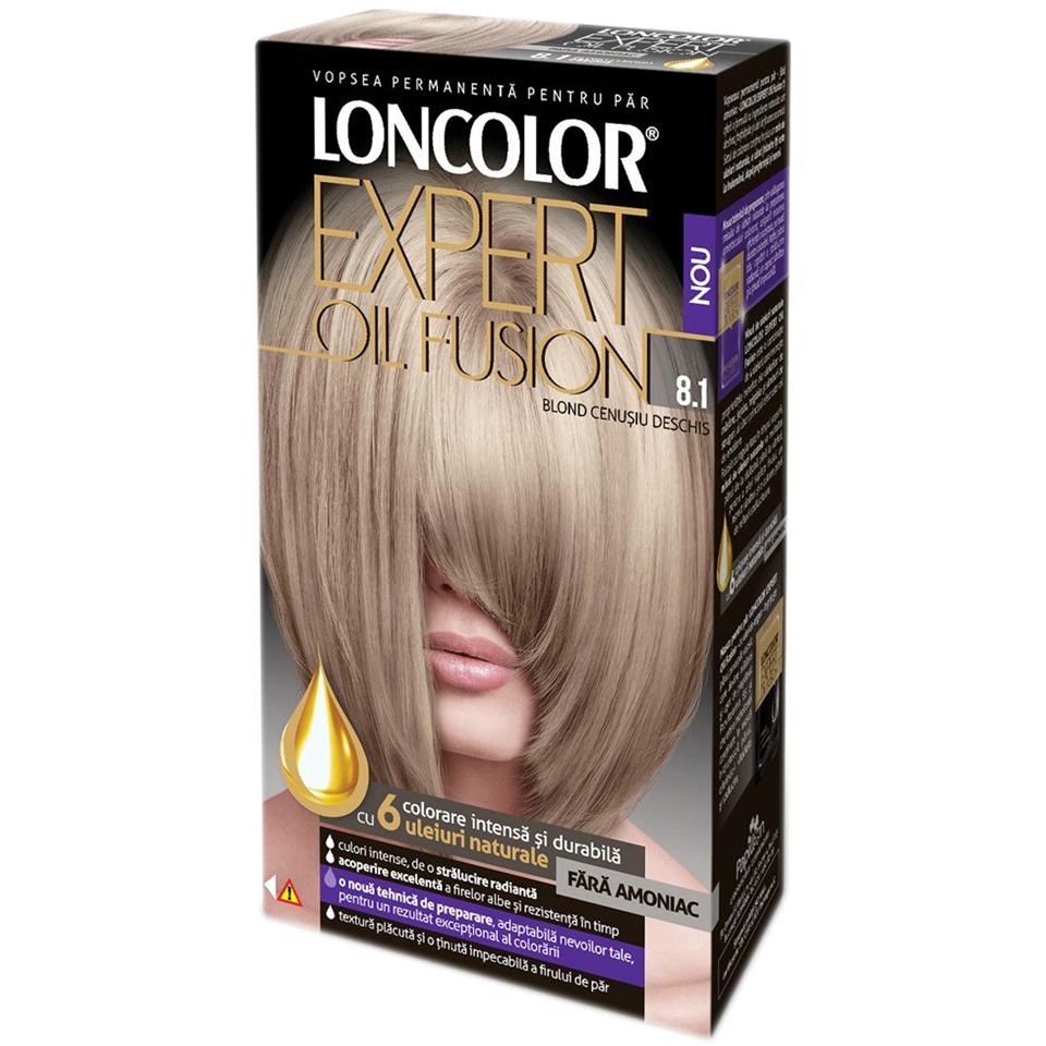 Vopsea De Par Blond Cenusiu Deschis 81 Vopsea Pentru Par Hair