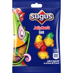 Jeleuri gumate cu arome de fructe Gus 75g