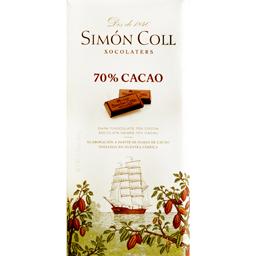 Ciocolata neagra 75% cacao 85g