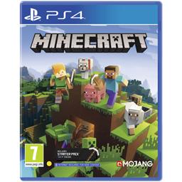 Joc Minecraft Bedrock Edition pentru PlayStation 4K
