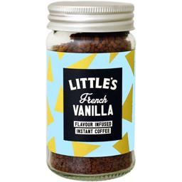 Cafea instant cu aroma de vanilie 50g