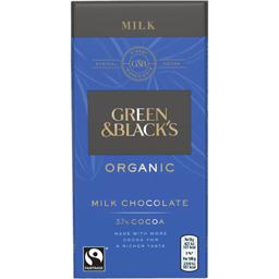 Ciocolata bio cu lapte 90g