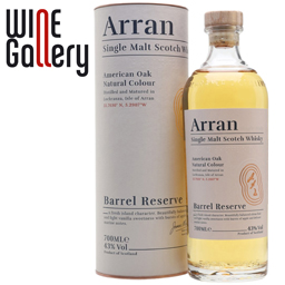 Whisky Barrel Reserve Single malt 0.7l