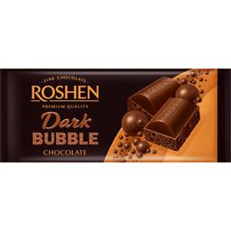 Ciocolata neagra aerata 80g