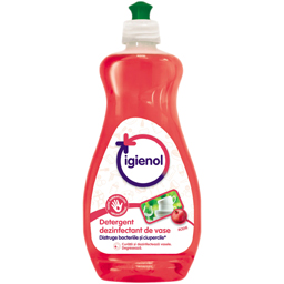 Detergent dezinfectant de vase Rodie 500ml