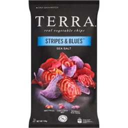 Chips Stripes&blues 110g