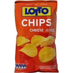 Chips cu aroma de branza 100g