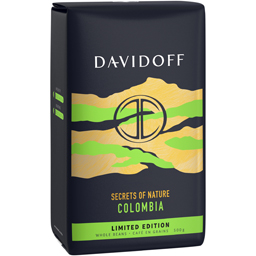 Cafea boabe Secrets of Nature Columbia 500g
