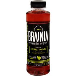 Apa cu vitamine, extract de cafea verde, aroma de zmeura si capsuni 500ml