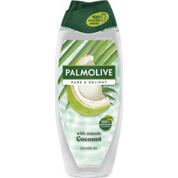 Gel de dus Pure Coconut 500ml