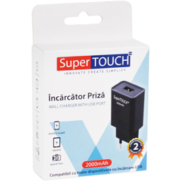 Incarcator priza 1USB Super touch
