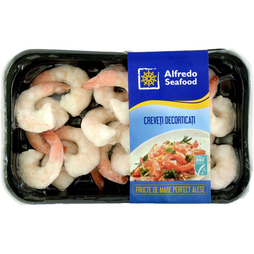 Alfredo Seafood