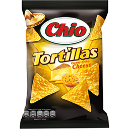 Tortilla Chips Nacho cheese 75g