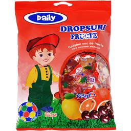 Dropsuri fructe 125g