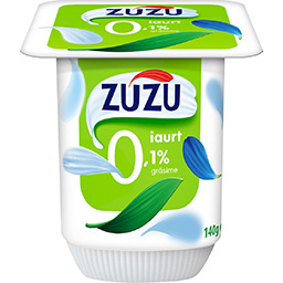 Iaurt degresat 0.1% grasime 140g