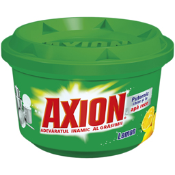 Detergent pasta pentru spalat vase cu parfum de lamaie 400g
